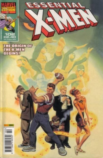 Essential X-Men Vol 1 102