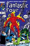 Fantastic Four Vol 1 289