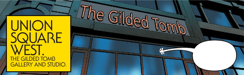 Gilded Tomb