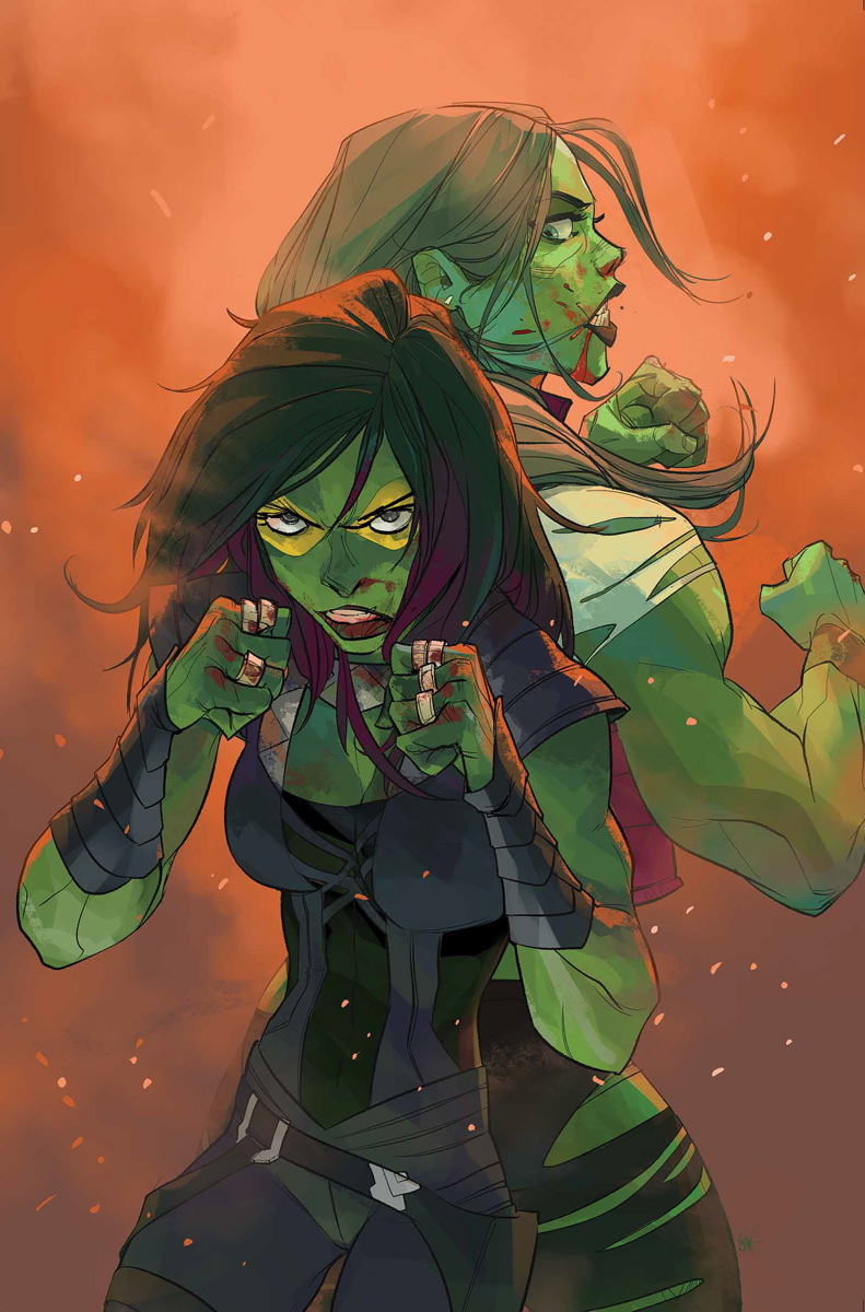 Incredible Hulks Vol 4 9