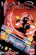 Halo Fall of Reach - Invasion Vol 1 2