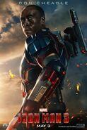 Iron Man 3 (film) poster 002