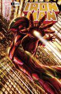 Iron Man Vol 6 1 Tenjin Variant