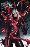King in Black Gwenom vs Carnage Vol 1 1 Lee Variant