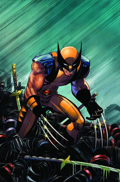 Marvel's Greatest Comics: Wolverine: Enemy of the State Vol 1 1