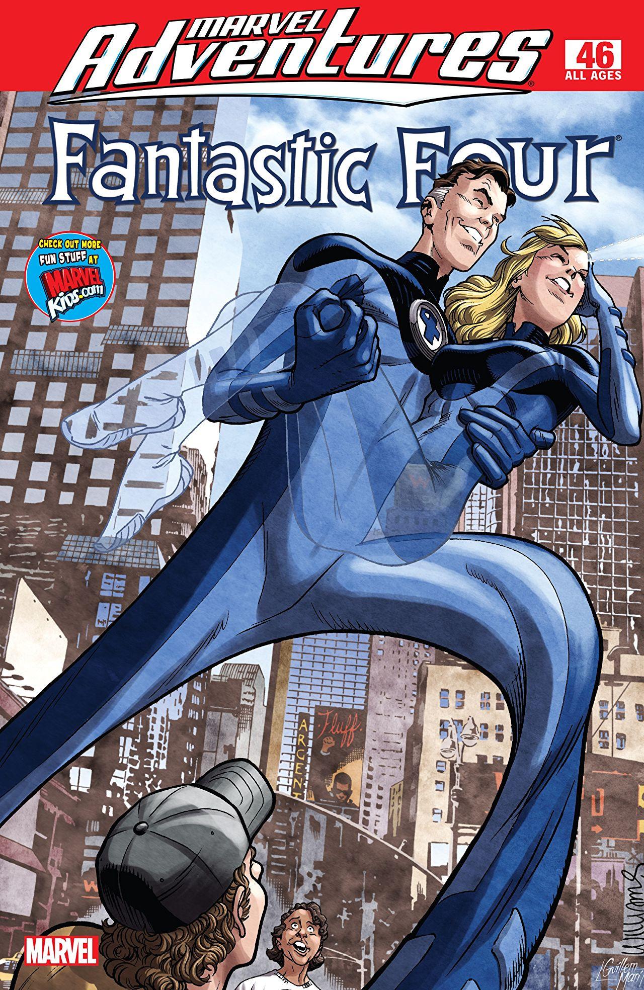 Marvel Adventures: Fantastic Four Vol 1 46