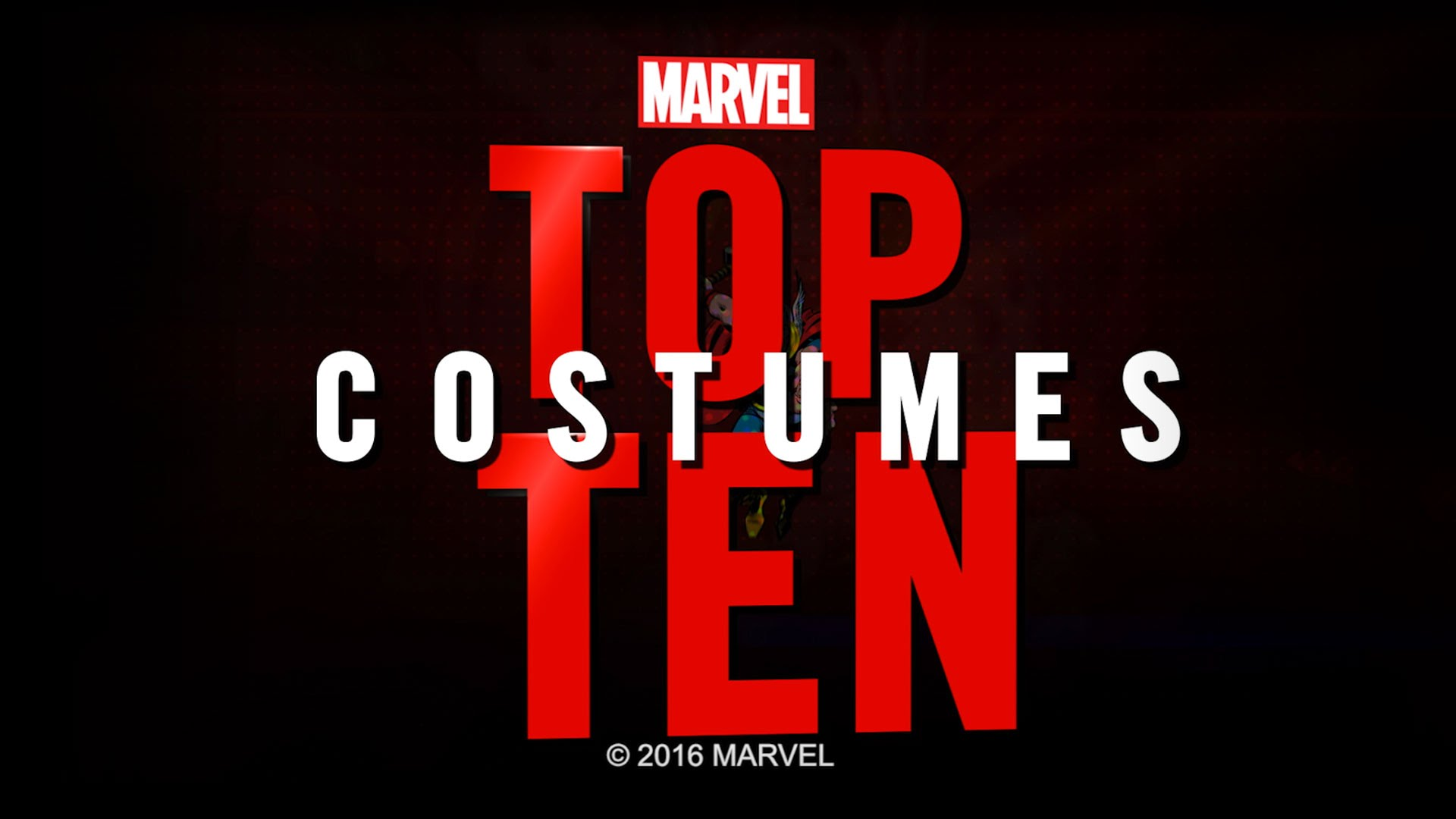 Marvel Top 10 Season 1 2