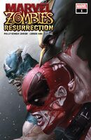 Marvel Zombies Resurrection Vol 1 1