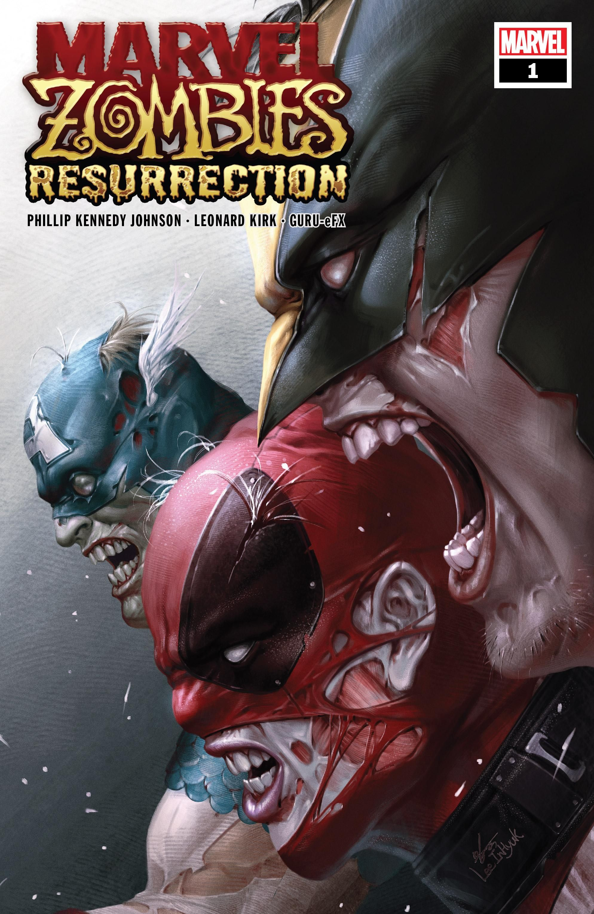 Marvel Zombies: Resurrection Vol 1 1