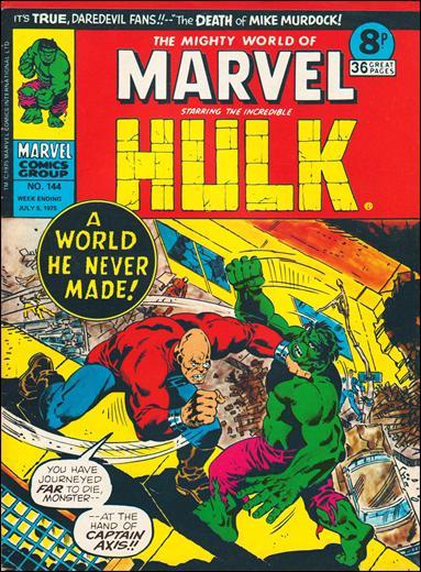 Mighty World of Marvel Vol 1 144