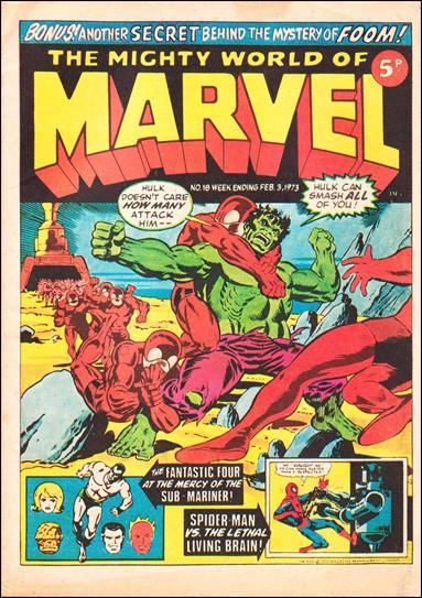Mighty World of Marvel Vol 1 18