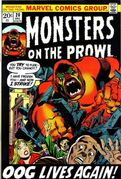 Monsters on the Prowl Vol 1 20