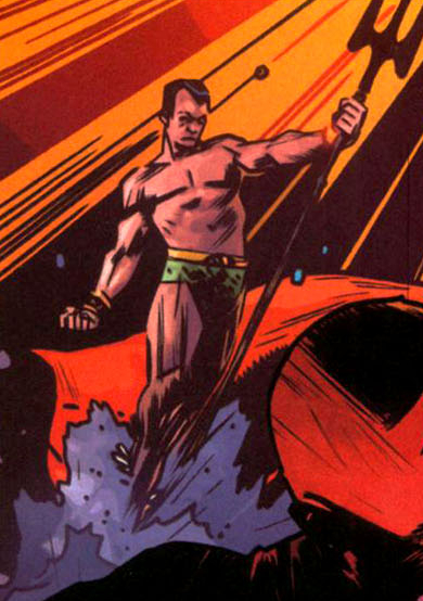 Namor McKenzie (Earth-70105)