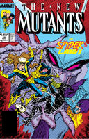 New Mutants Vol 1 69
