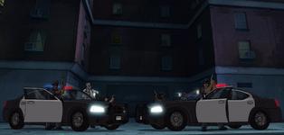 New York City Police Department (Earth-TRN457)