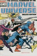 Official Handbook of the Marvel Universe Vol 2 2