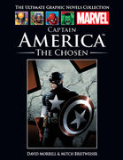 Official Marvel Graphic Novel Collection Vol 1 54