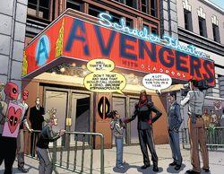 Schaefer Theater from Deadpool Vol 6 1 001.jpg