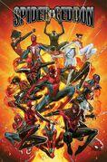Spider-Geddon Vol 1 1 Textless
