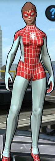 Spider-MJ (Mary Jane Watson) from Spider-Man Unlimited (video game) 001.jpg