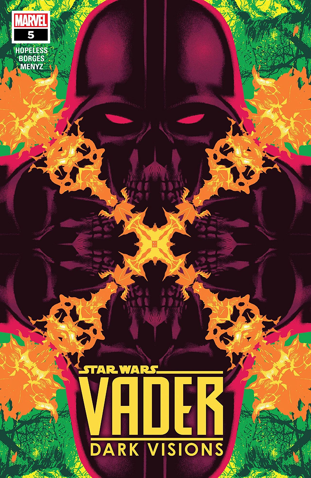 Star Wars: Vader - Dark Visions Vol 1 5