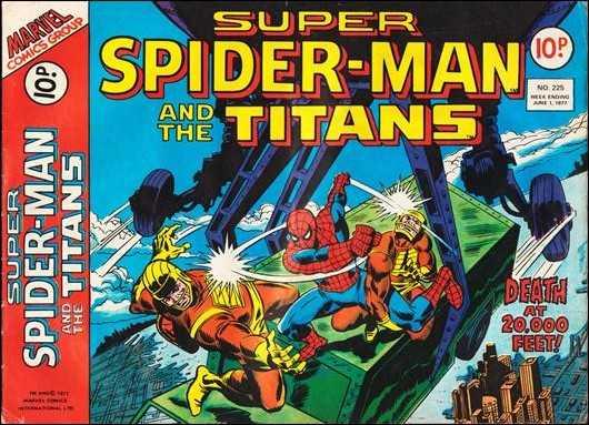 Super Spider-Man and the Titans Vol 1 225