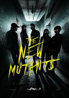 The New Mutants (film) poster 004