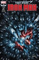 Tony Stark Iron Man Vol 1 10