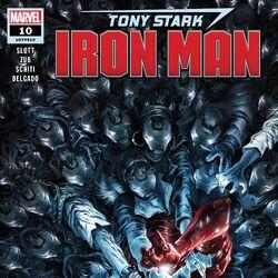 Tony Stark: Iron Man Vol 1 10