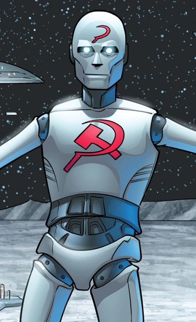 Udarnik (Earth-616)