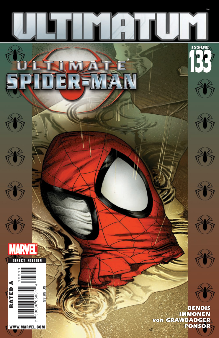 Ultimate Spider-Man Vol 1 133