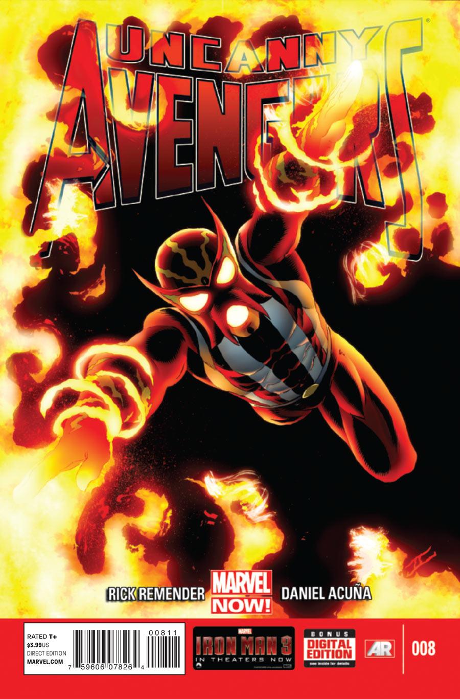 Uncanny Avengers Vol 1 8