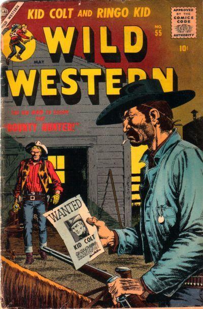 Wild Western Vol 1 55