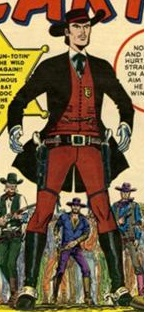 Wyatt Earp (Earth-616)