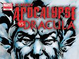 X-Men: Apocalypse vs. Dracula Vol 1 2