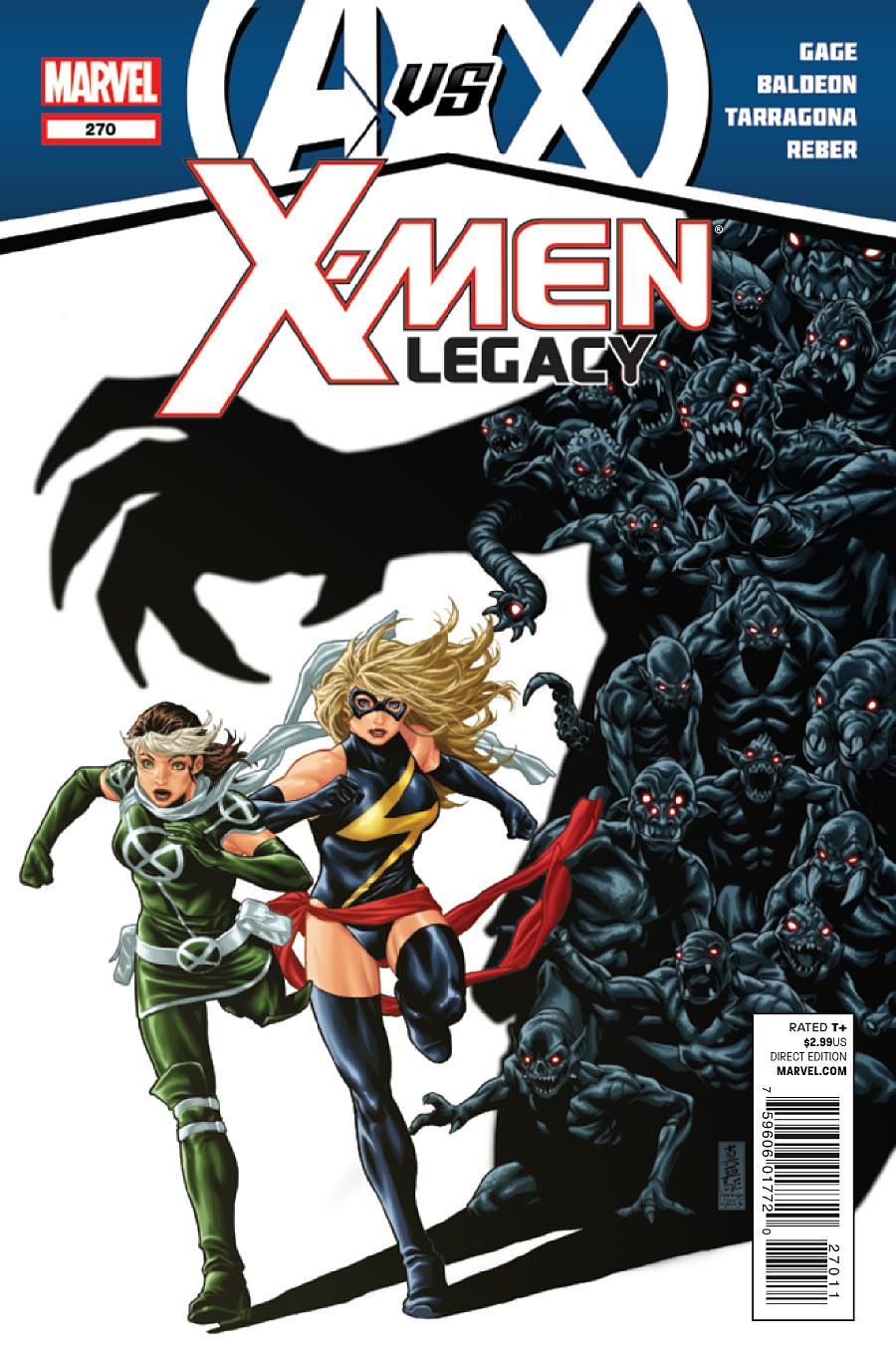 X-Men: Legacy Vol 1 270