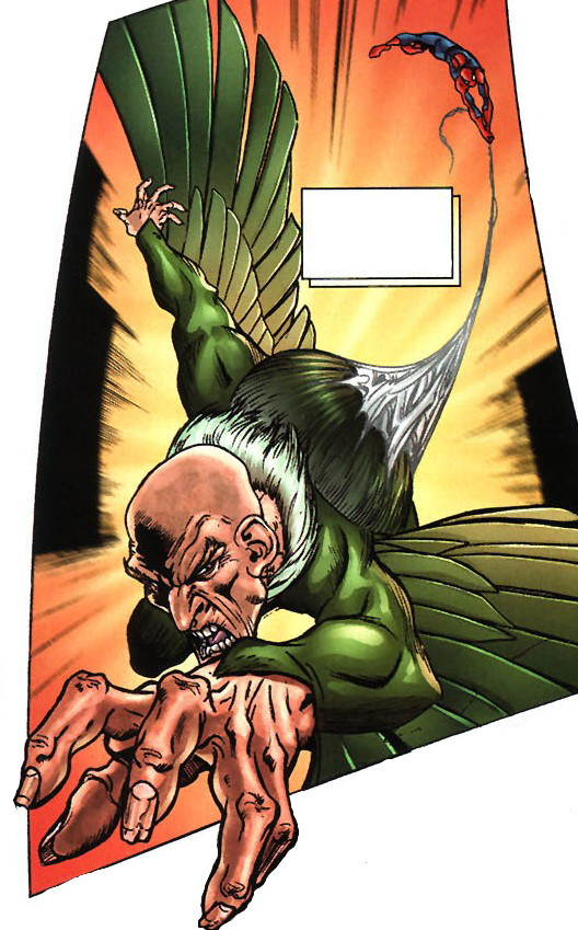 Adrian Toomes (Earth-52136) from What If Aunt May Had Died Instead of Uncle Ben Vol 1 1 0001.jpg