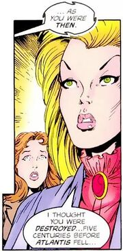 Agatha Harkness (Earth-616) and Alicia Masters (Earth-616) from Silver Surfer Vol 1 135 001.jpg