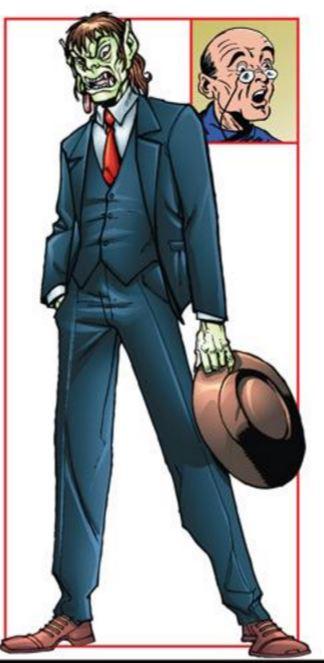 Ambrose Meek (Earth-616)