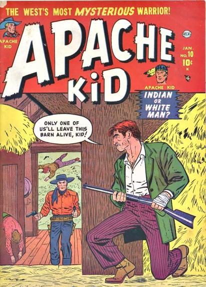 Apache Kid Vol 1 10