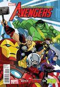 Avengers Earth's Mightiest Heroes Vol 2 2