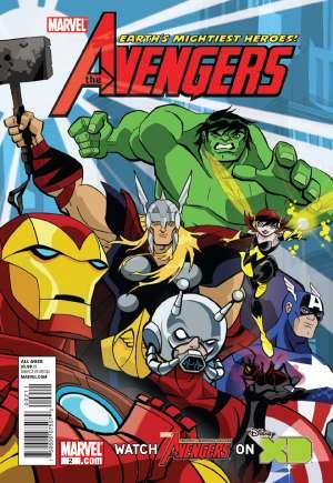 Avengers: Earth's Mightiest Heroes Vol 2 2