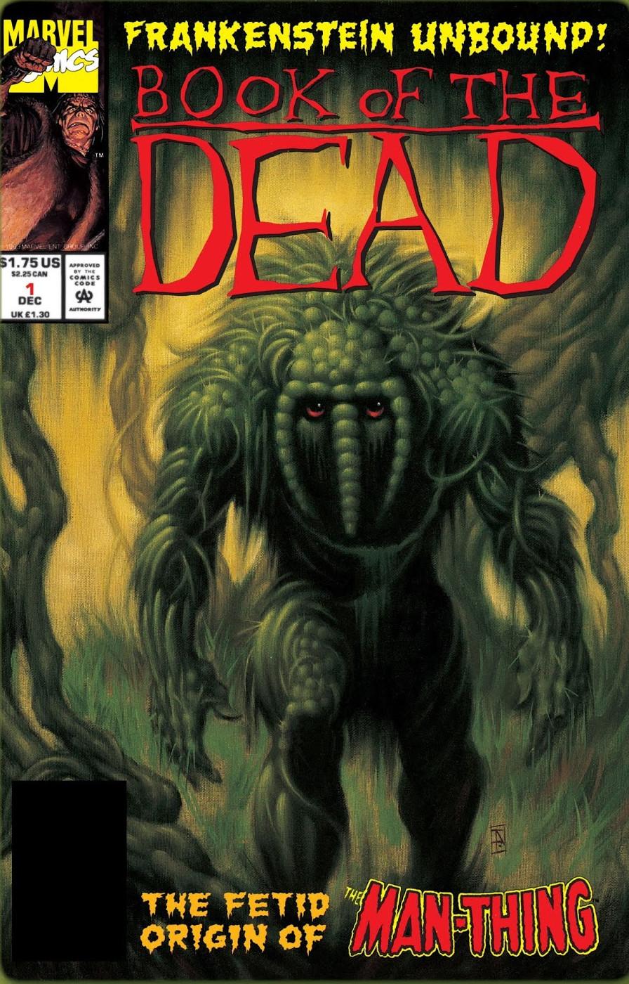 Book of the Dead Vol 1