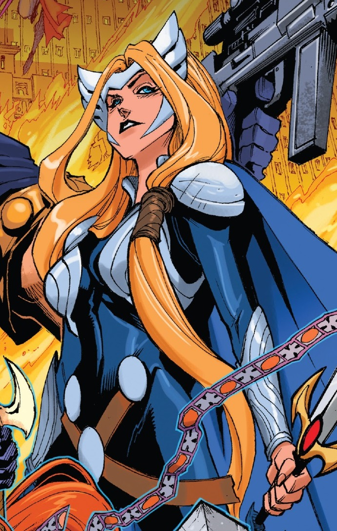 Brunnhilde (Earth-616)