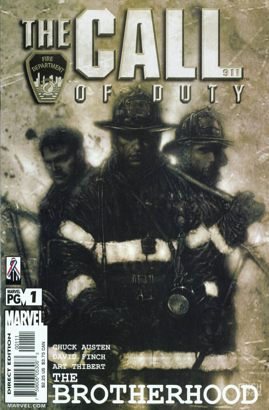 Call of Duty: The Brotherhood Vol 1 1