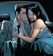 Cindy Moon (Earth-616) and Peter Parker (Earth-616) from Amazing Spider-Man Vol 3 6 002