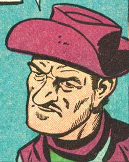 Clyde Hanson (Earth-616)