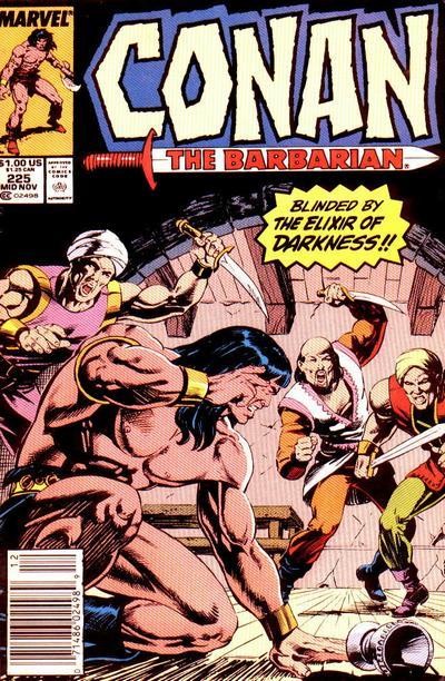 Conan the Barbarian Vol 1 225