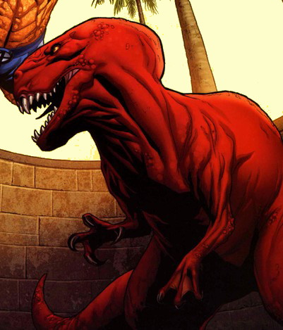Devil Dinosaur (Earth-20051)