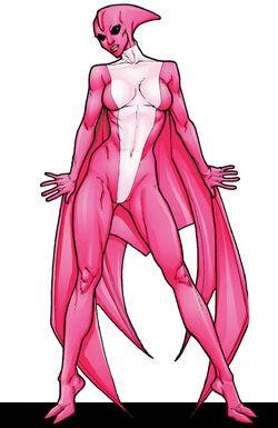 Dinah Soar (Earth-616) from Deadpool Corps Rank and Foul Vol 1 1 0001.jpg